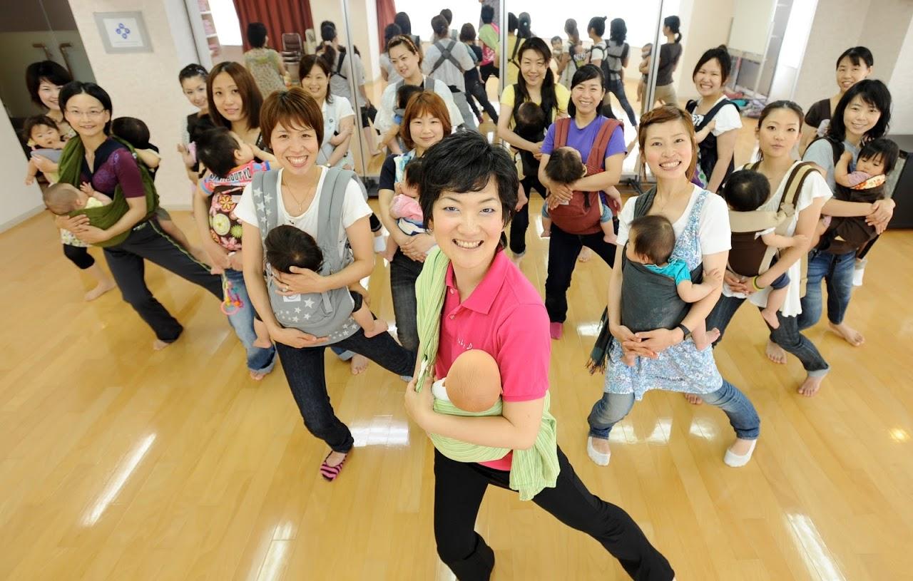 産婦人科でのベビーダンス