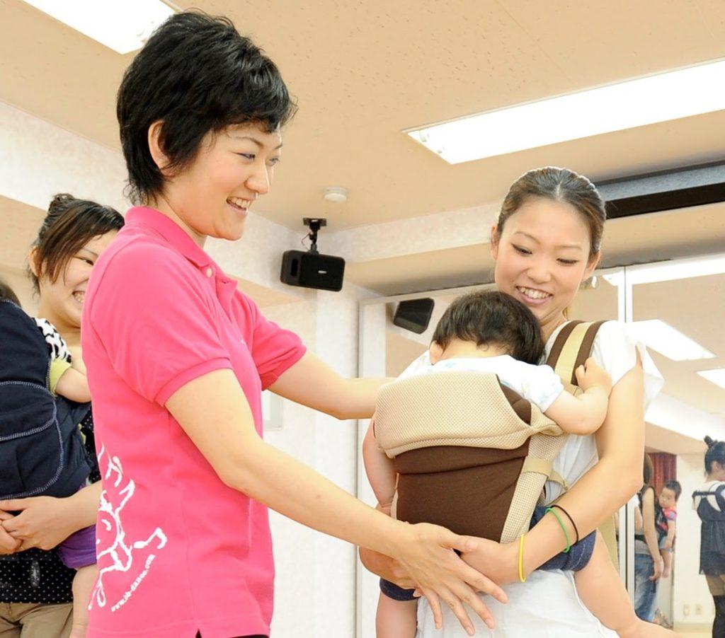 小児科医監修のベビーダンス教室